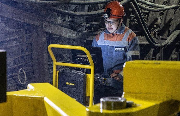 Донской ГОК обновляет парк проходческого оборудования