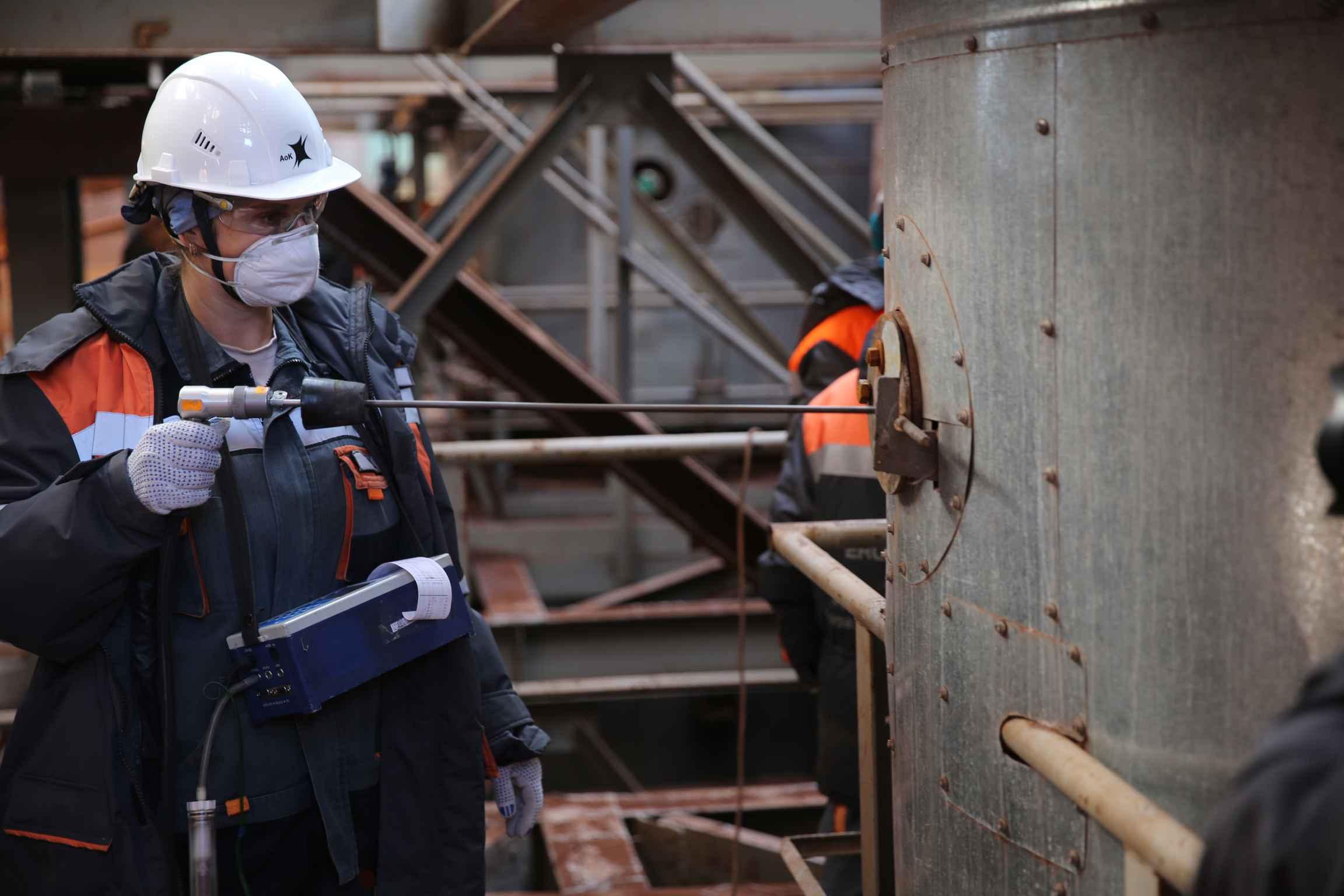На Павлодарском алюминиевом заводе установили «гибридные» фильтры со степенью очистки 99,99%