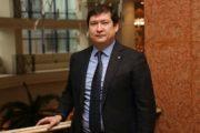 Абай Саркулов, Председатель правления АО