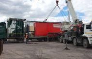 Первый кран-перегружатель сделан в Казахстане специалистами ERG Service