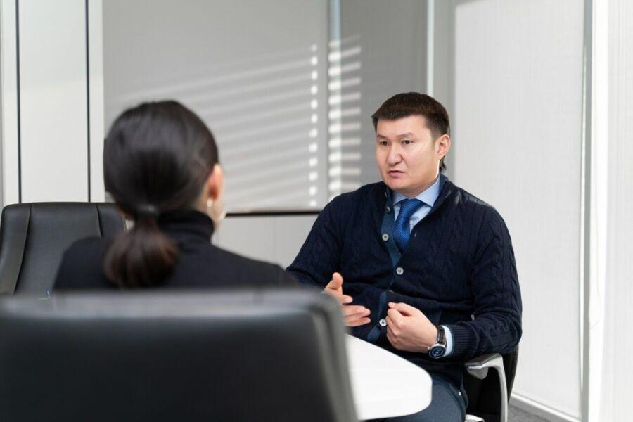 Галым Нуржанов, генеральный директор ТОО «Kazakhmys Barlau»