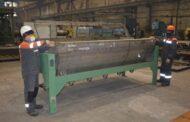 Впервые в ССГПО произвели новое оборудование для фабричного комплекса
