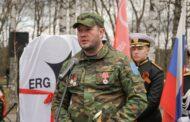 Первый памятник воинам-казахстанцам 314-й стрелковой дивизии открыт в Лодейном Поле при поддержке ERG